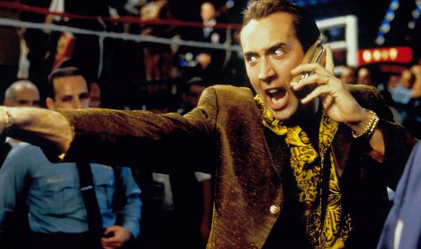 55 Nicolas Cage Performances, Ranked by CageFactor