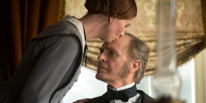 A Quiet Passion Still