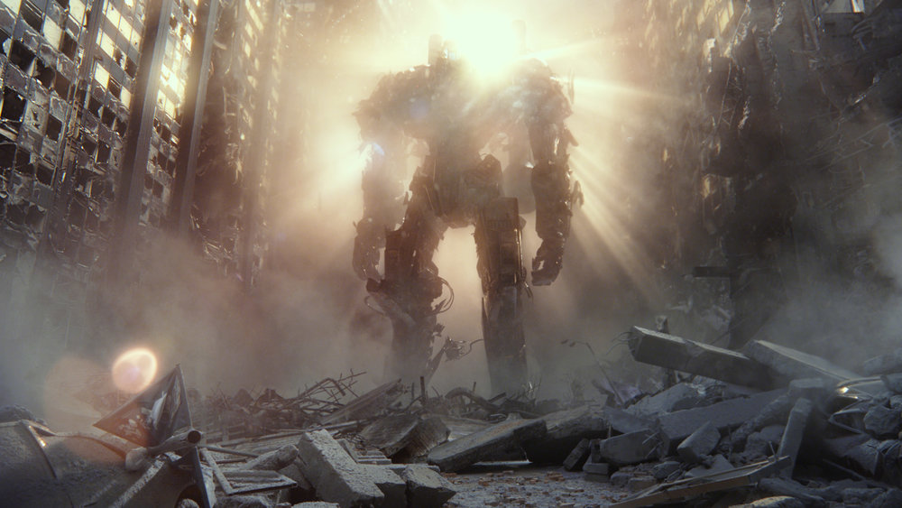 Pacific Rim, Jaeger, Giant Robot, Guillermo del Toro
