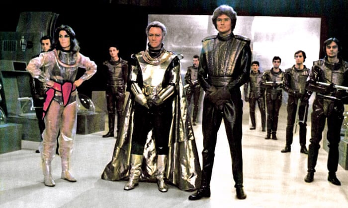 The Year of Star Wars: The Hasselhoffian Legacy of Starcrash - Deadshirt